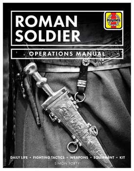 Roman Soldier - Haynes Operations Manual (9781785215650)