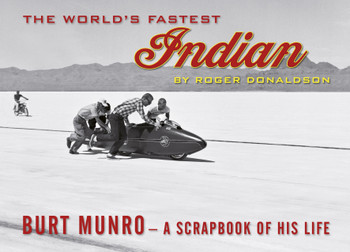 Burt Munro - A Scrapbook of His Life - The World's Fastest Indian (Roger Donaldson)