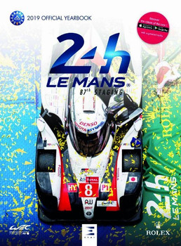 Le Mans 24 Hours 2019 Official Yearbook (English Version) (9791028303938)