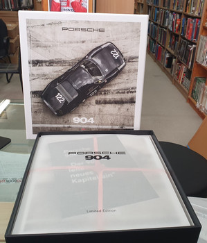 Porsche 904 ( Jürgen Lewandowski & Stefan Bogner) - Limited Edition (English & German) (9783667116765)
