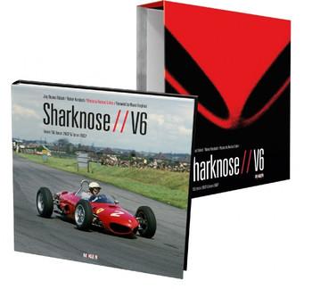 Sharknose V6 - Ferrari 156, Ferrari 246SP & Ferrari 196SP (9783947156245)