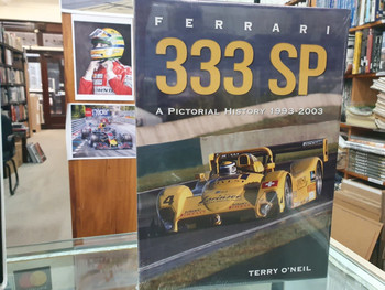 Ferrari 333 SP (Terry O'Neil) (9781854433053)