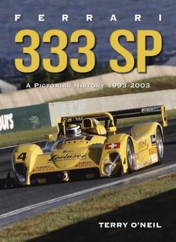 Ferrari 333 SP (Terry O'Neil) (9781854433053)