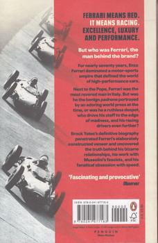Enzo Ferrari - The Man and the Machine (Brock Yates) (9780241977163)