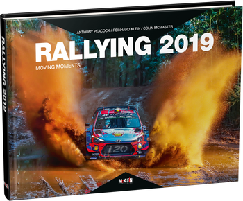 Rallying 2019 - Moving Moments (9783947156238)