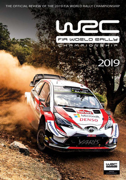 WRC FIA World Rally Championship 2019 DVD