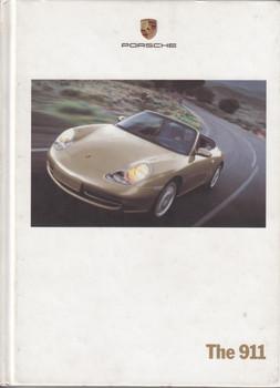 Porsche 911 (Carrera, Carrera 4, GT3) Factory Hardcover Brochure