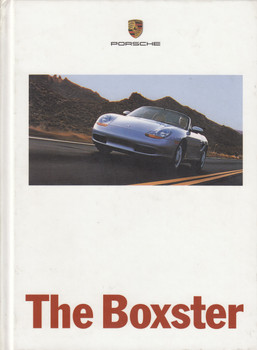 Porsche - The Boxster Factory Hardcover Brochure (PTB)