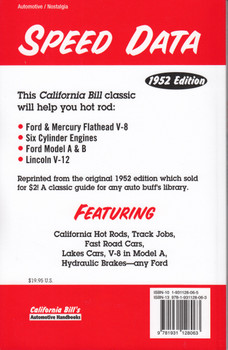 Ford Speed Manual (reprint) (9781931128063)