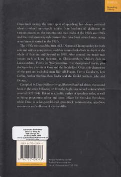 The Story of Grass-track Racing 1950-65 (Robert Bamford & Dave Stallworthy, 2004)) (9780752428383)