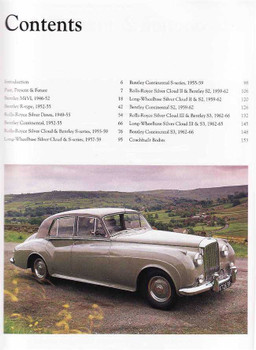 Original Rolls-Royce and Bentley 1946 - 1965 The Restorer's Guide (1999, first edition) (9781901432183)
