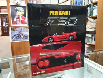 Ferrari F50 (Hardcover by Ippolito Alfieri, Automobilia, 9788879600828, 1996)