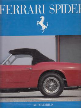 Ferrari Spider 1949-1990 (by Piero Casucci, Bruno Alfieri, 1989, 9788885880115)