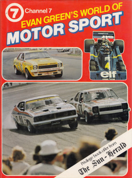 Evan Green's World of Motor Sport (9780727101471)