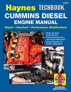 Cummins Diesel Engine Performance Haynes Techbook (9781620923412)