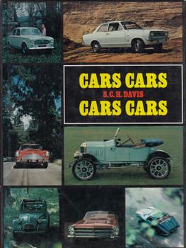 Cars, Cars, Cars, Cars (S.C.H. Davis) (9780600025023)