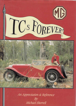 TCs Forever: An Appreciation & Reference By Michael Sherrell (0731688775) - front