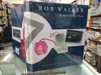 Rob Walker by Michael Cooper-Evans (Hardback, 1993, ) (9781874557357)