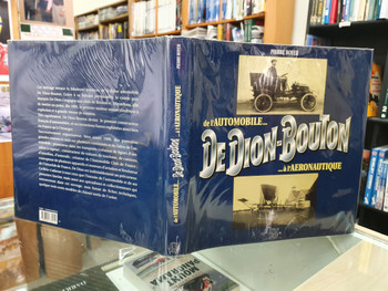 De Dion-Bouton - De l'automobile à l'aéronautique (by P Boyer, 1 Jan 1995) (9782840780250)