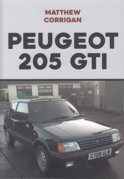 Peugeot 205 GTI (Matthew Corrigan) (9781445665283)