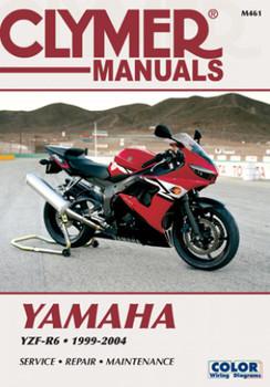 Yamaha YZF-R6 Motorcycle (1999-2004) Service Repair Manual