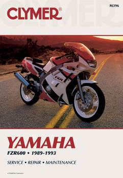 Yamaha FZR600 Motorcycle (1989-1993) Service Repair Manual