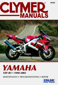 Yamaha YZF-R1 Motorcycle (1998-2003) Service Repair Manual
