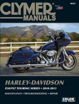Harley-Davidson FLH/FLT Touring Series Motorcycle (2010-2013) Service Repair Manual
