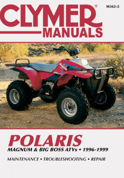 Polaris Magnum & Big Boss ATVs (1996-1999) Service Repair Manual