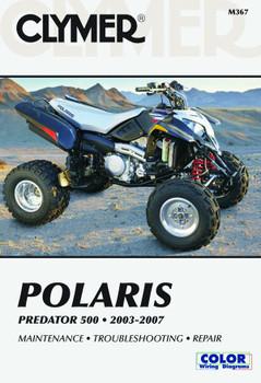 Polaris Predator ATV (2003-2007) Service Repair Manual