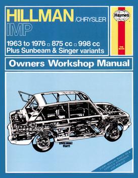 Hillman Imp Petrol (63-76) up to R Haynes Repair Manual (Classic Reprint)
