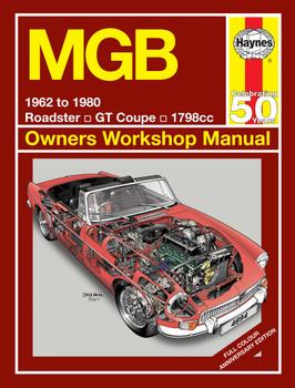 MGB 1962 to 1980 (classic reprint)