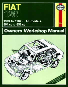 Fiat 126 (73 - 87) Haynes Repair Manual
