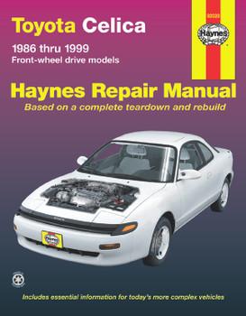 Toyota Celica FWD (1986-1999)Haynes Repair Manual (USA)