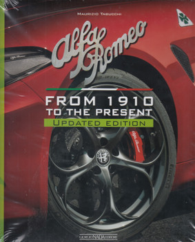 Alfa Romeo - From 1910 to the Present (Updated Edition 2020, Maurizio Tabuchi) (9788879117654)