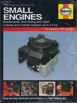 The Haynes Manual on Small Engines (2-stroke, 4-stroke up to 5.5hp) The Definitive DIY Manual (9780857336866)