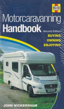 Motorcaravanning Handbook Second Edition - Buying Owning Enjoying
