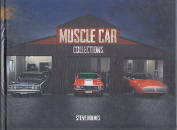 Muscle Car Collections - Steve Holmes (9781869539160)