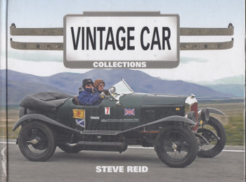 Vintage Car Collections - Steve Reid (9781869539146)