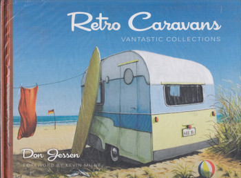 Retro Caravans - Vantastic Collections (Don jessen) (9781869539153)