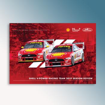 Shell V-Power Racing Team 2019 Season Review (9781922269041)