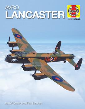 Haynes Icons Avro Lancaster (9781785216862)