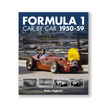 Formula 1 - Car by Car 1950 - 1959 (Peter Higham) (9781910505441)
