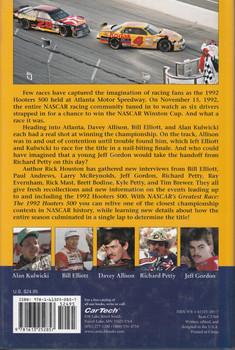 NASCAR's Greatest Race: The 1992 Hooters 500 (9781613252857)