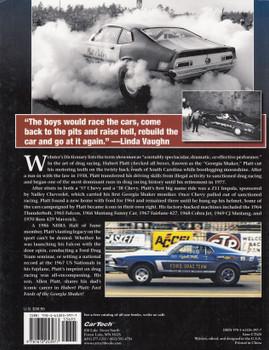 Hubert Platt - Fast Fords of the Georgia Shaker (Allen Platt, foreword by Linda Vaughn) (9781613253977)