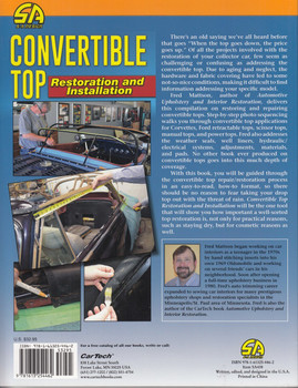 Convertible top restoration and installation (Fred Mattson) (9781613254462)
