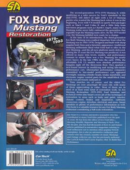 Fox Body Mustang Restoration 1979 - 1993 (Jim Smart) (9781613254363)