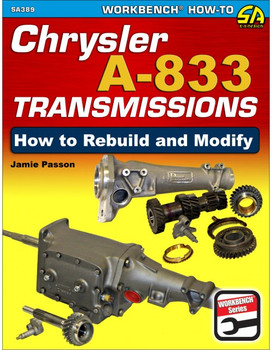 Chrysler A-833 Transmissions: How to Rebuild and Modify (9781613253243)