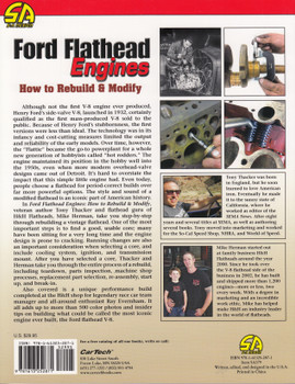 Ford Flathead Engines: How to Rebuild & Modify - Step by Step Rebuild Procedures (Tony Thacker, Mike Herman) (9781613252871)