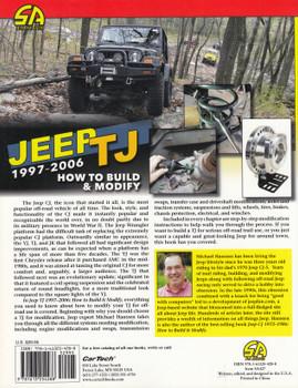 Jeep TJ 1997-2006 - How to Build & Modify (9781613254288)